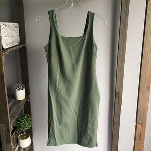 Windsor Green Bodycon Dress